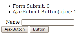 Submit per AjaxButton